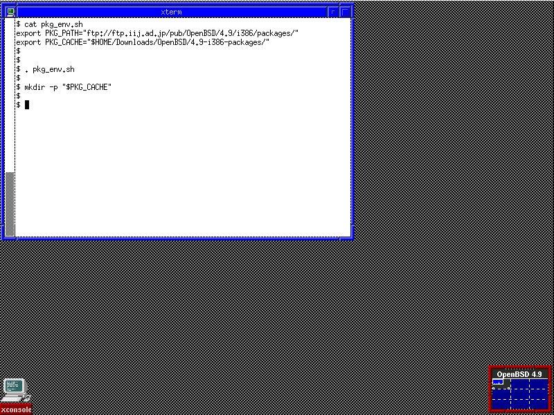 Openbsd Desktop Images Openbsd Desktop Screen2 Jpg